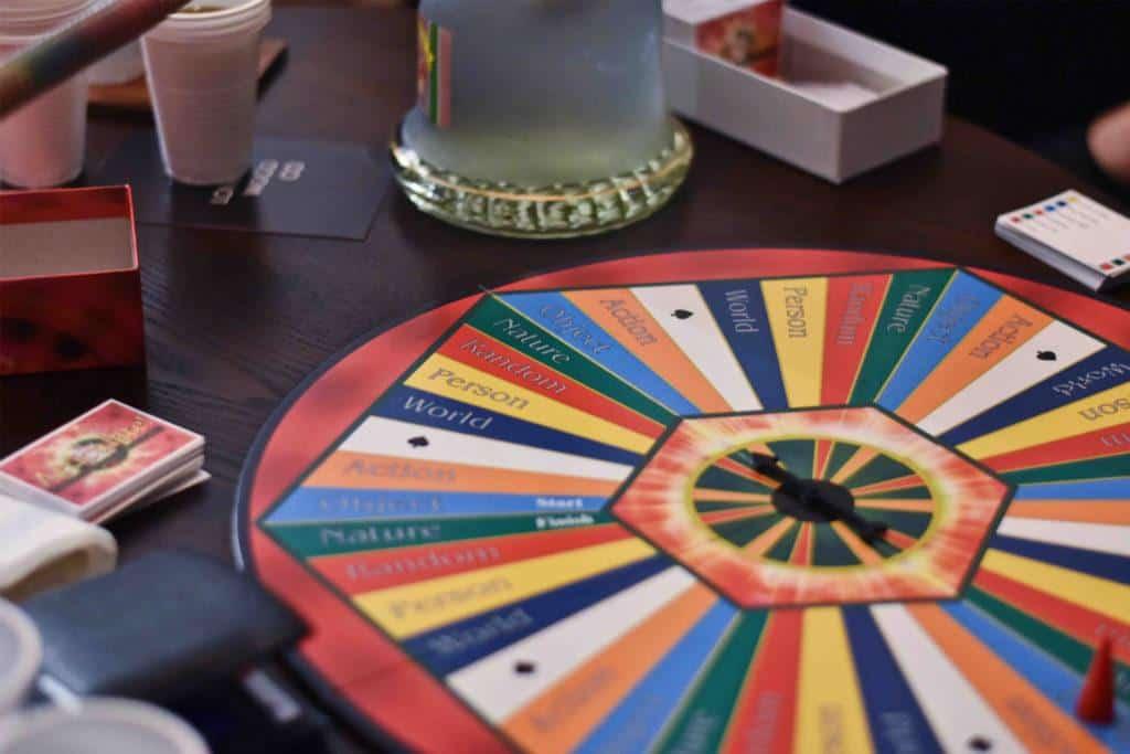 Junggesellenabschied Spiele Zuhause